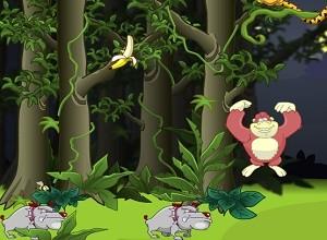 لعبة القرد