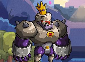 لعبة حماية الملك الصغير