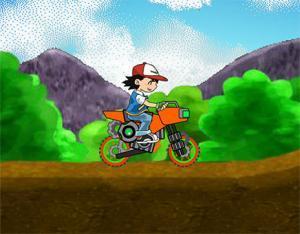 لعبة دراجة البوكيمون