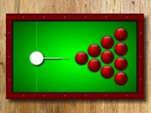 لعبة بلياردو الكرات الحمراء ٢٠٢١