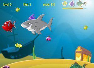 لعبة السمكة الجعانة