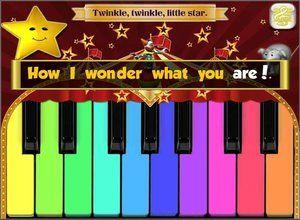 لعبة البيانو بدون تحميل