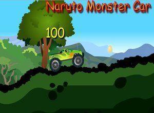 لعبة شاحنة ناروتو