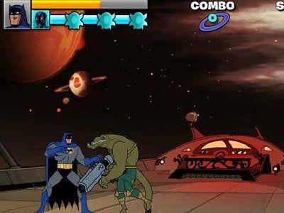لعبة فريق باتمان