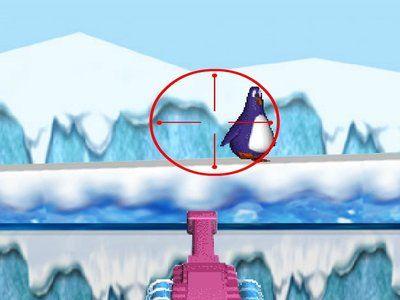 لعبة صياد البطريق