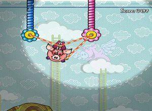 لعبة صيد الخنازير