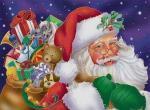 لعبة قص شعر بابا نويل