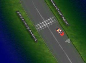 لعبة سباق سيارات سريعة