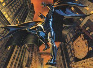 لعبة قتال باتمان