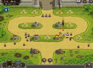 لعبة الدفاع عن المملكة