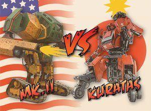 لعبة قتال المحارب روبو