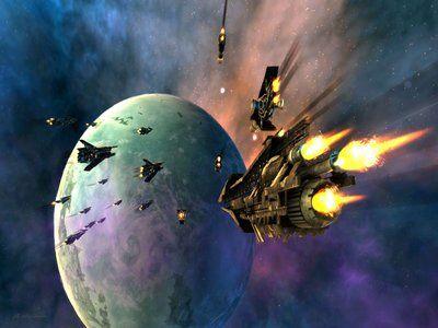 لعبة حرب الفضاء 2016