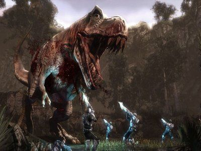 العاب ديناصورات
