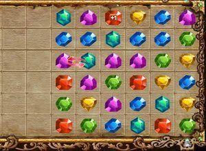 لعبة المجوهرات