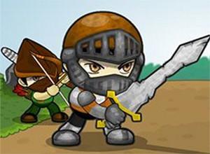 لعبة حرب جنود كونكيز