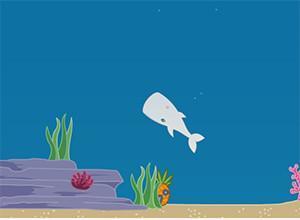 لعبة الحوت الابيض