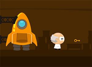 لعبة عالم الفضاء