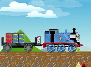 العاب القطار