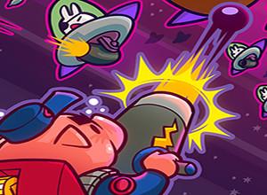 لعبة كابتن توم محارب الفضاء