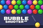 لعبة حدف الكرات bubble shot