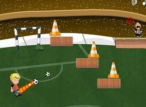 لعبة تنشين كرة القدم