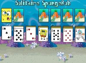 لعبة كوتشينة سبونج بوب