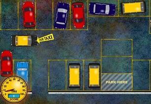 العاب تاكسي