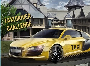 لعبة سباق التاكسي المتحدي