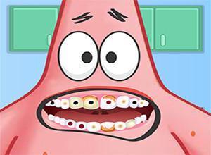 لعبة علاج الاسنان