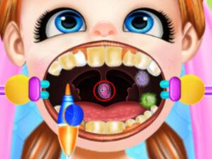لعبة دكتور الأسنان 2022