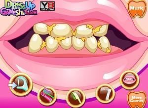 العاب اسنان