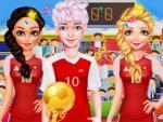 العاب بنات كأس العالم روسيا