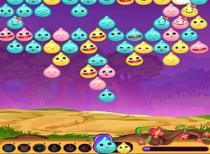 لعبة زوما قطرات المطر